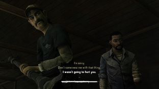 The Walking Dead : Episode 5 - No Time Left PC - Screenshot 41
