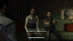 The Walking Dead : Episode 5 - No Time Left PC - Screenshot 42