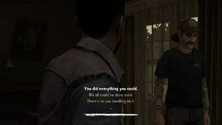 The Walking Dead : Episode 5 - No Time Left PC - Screenshot 52