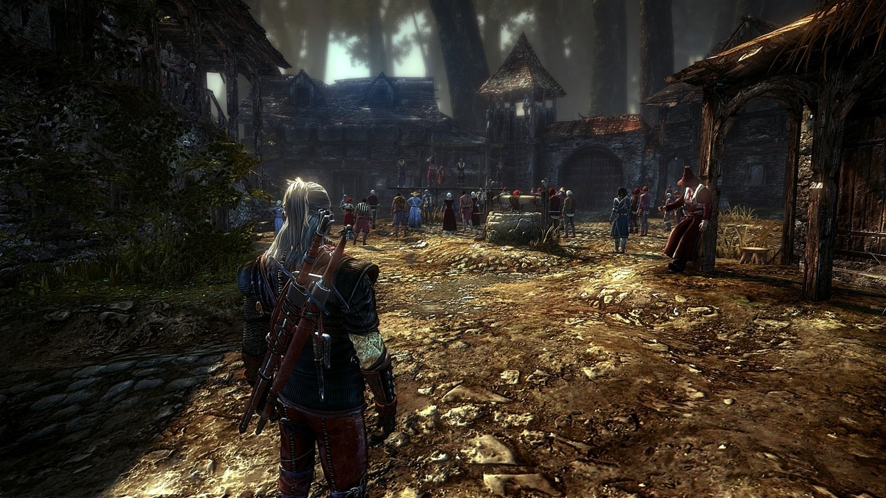The Witcher 2 Assassins of Kings SKIDROW