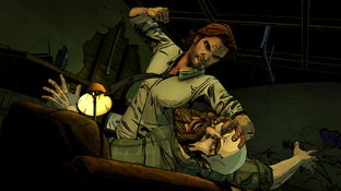 Aperçu The Wolf Among Us PC - Screenshot 2