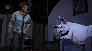 Aperçu The Wolf Among Us PC - Screenshot 3