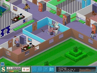 Test Theme Hospital PC - Screenshot 4