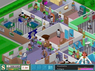 Test Theme Hospital PC - Screenshot 5