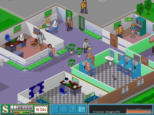 Images Theme Hospital PC - 20
