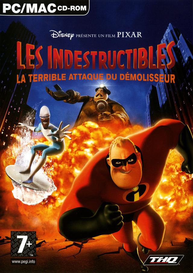 Images Les Indestructibles : La Terrible Attaque du Démolisseur PC