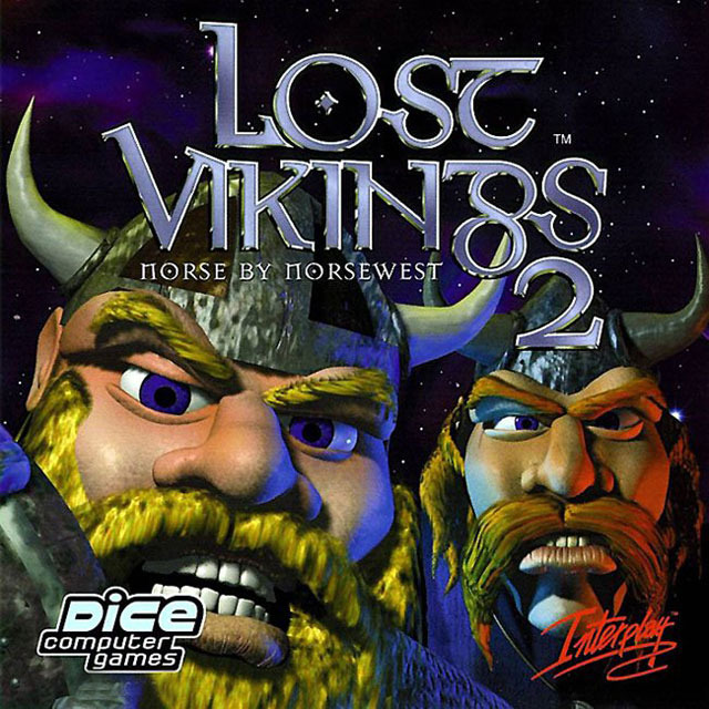 the lost vikings 2 sur pc. Black Bedroom Furniture Sets. Home Design Ideas