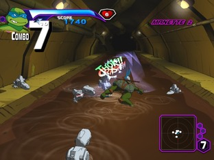 Test Teenage Mutant Ninja Turtles PC - Screenshot 11