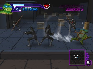 Test Teenage Mutant Ninja Turtles PC - Screenshot 16