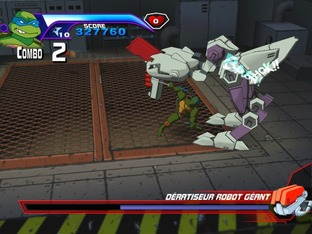 Test Teenage Mutant Ninja Turtles PC - Screenshot 17