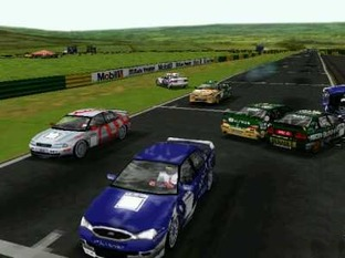 Test Toca 2 Touring Cars PC - Screenshot 1