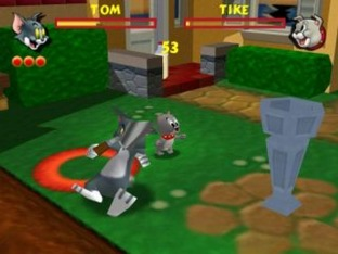 Fiche complète Tom and Jerry in Fists of Furry - PC