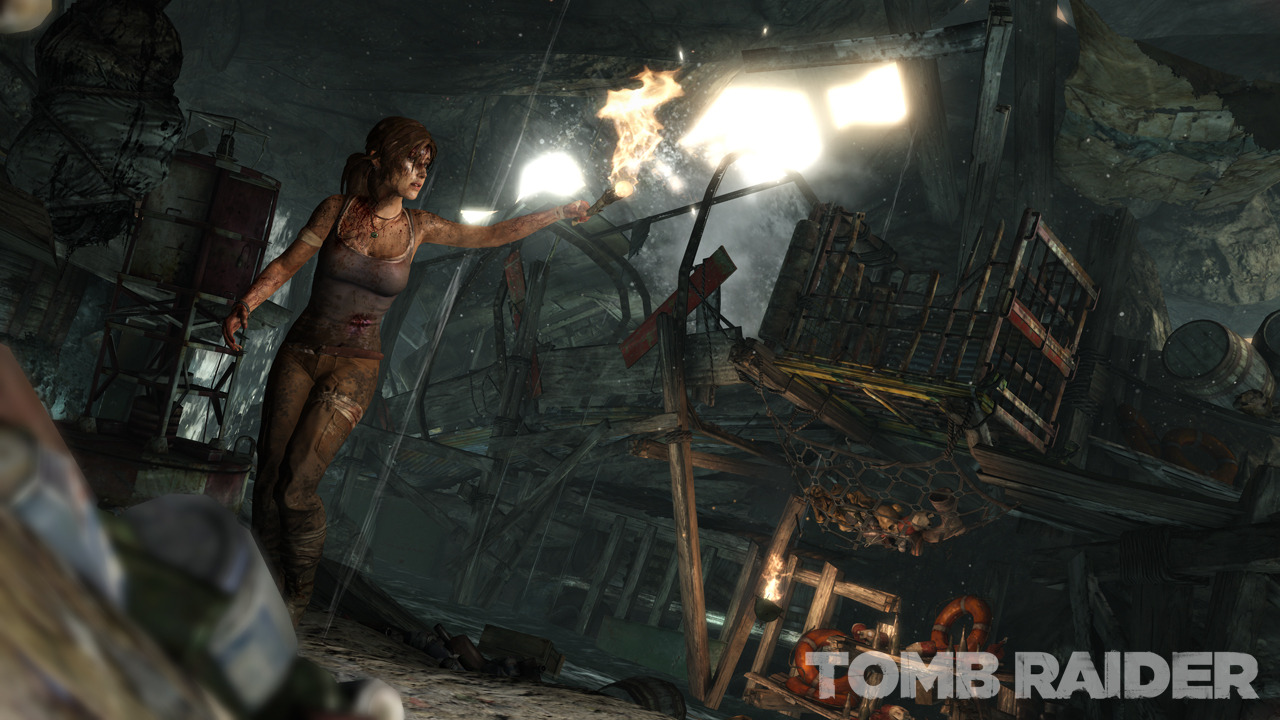 Tomb Raider v1.0.718.4 Update SKIDROW
