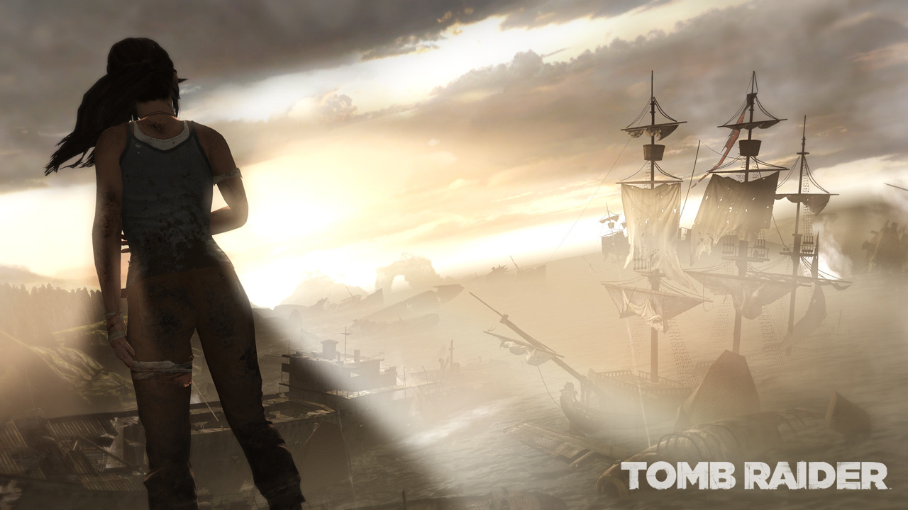 Tomb Raider v1.0.722.3 Update SKIDROW