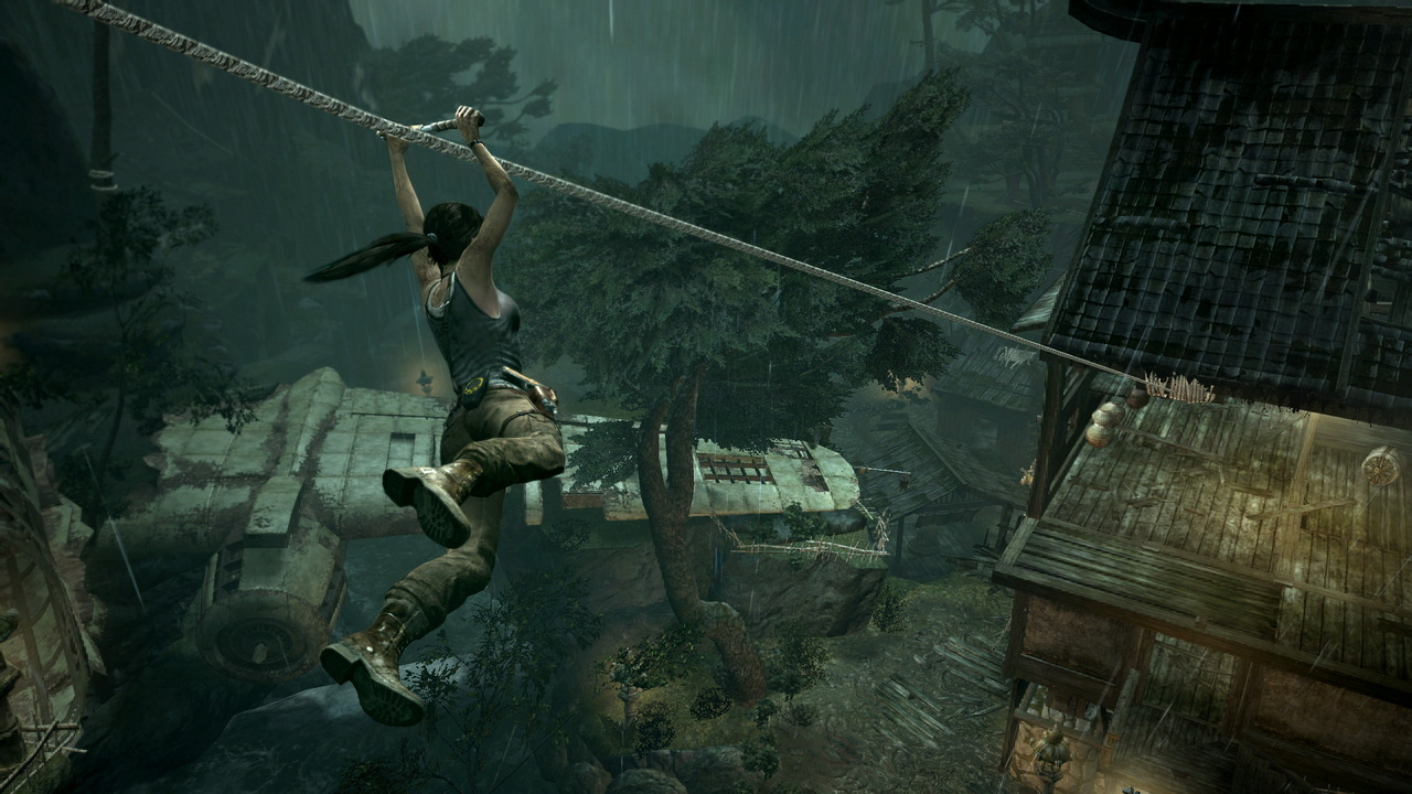 Tomb Raider PAL / NTSC XBOX360 XGD2