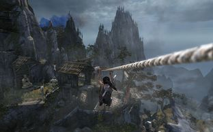 Test Tomb Raider PC - Screenshot 90