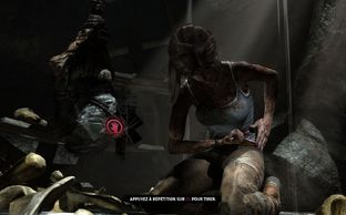 Test Tomb Raider PC - Screenshot 91