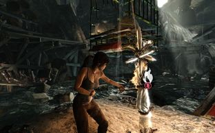 Test Tomb Raider PC - Screenshot 93