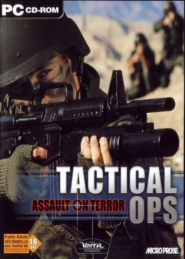 Tactical Ops : Assault On Terror [FS]