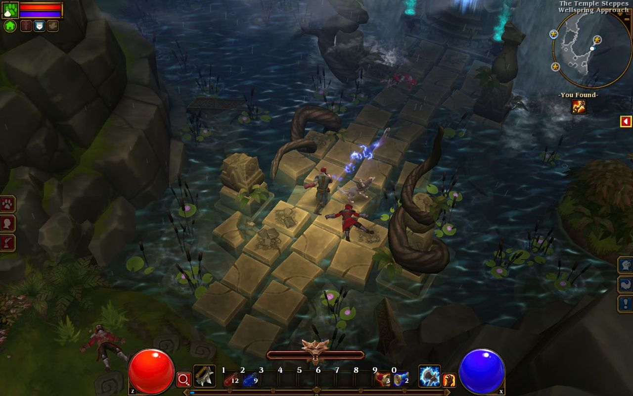 Torchlight II Update 4 RELOADED
