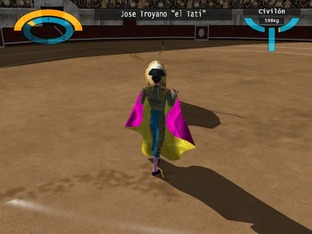 Test Torero PC - Screenshot 2