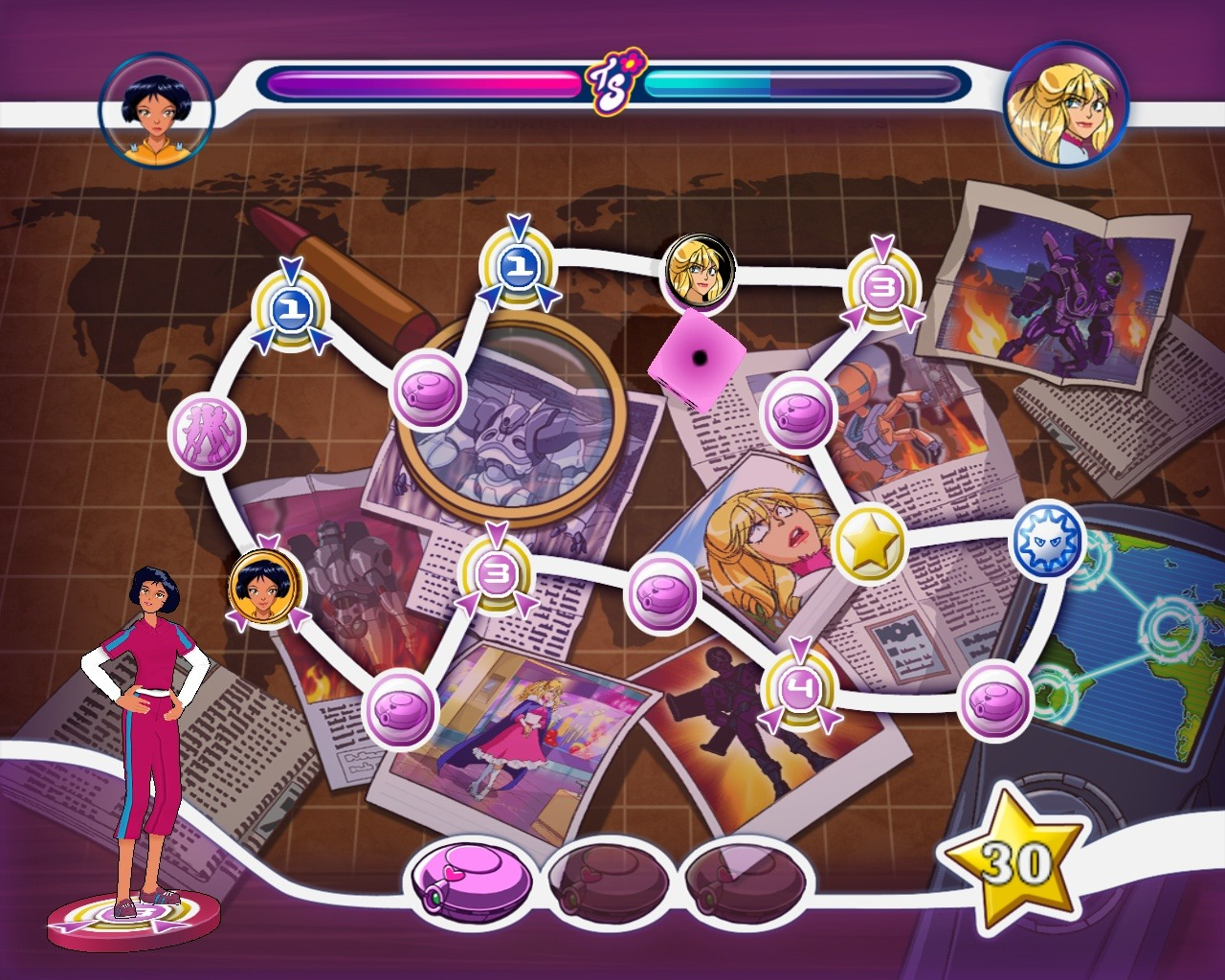 Totally Spies! : Totally Party