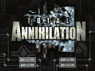 Test Total Annihilation PC - Screenshot 1