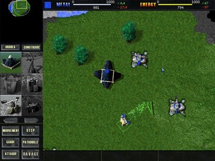 Test Total Annihilation PC - Screenshot 2