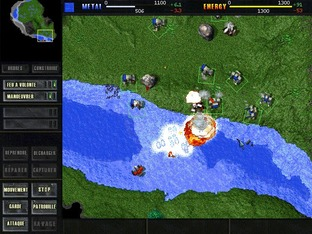 Test Total Annihilation PC - Screenshot 3