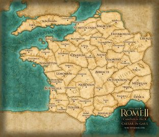 Total War Rome 2 : La Gaule en extension