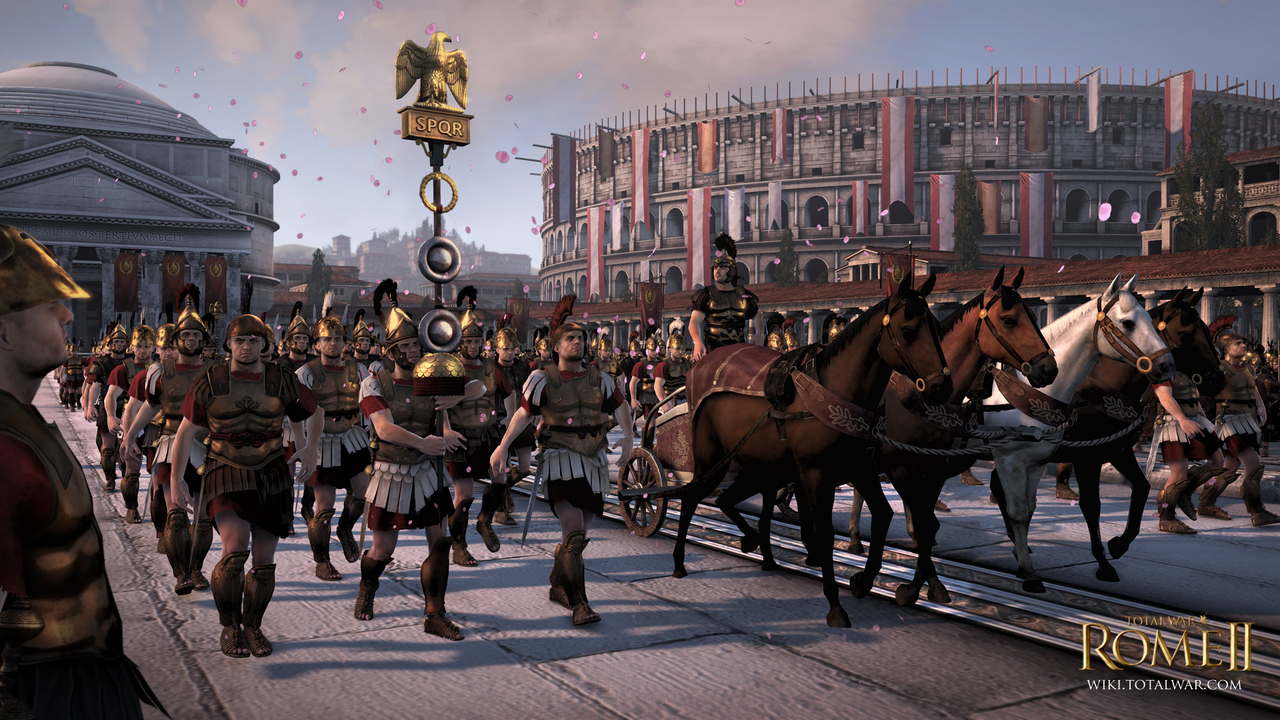 Images Total War : Rome II PC - 16