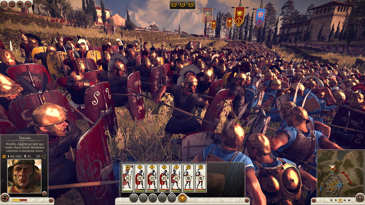 Patch FR: PC Total War : Rome II - Patch FR