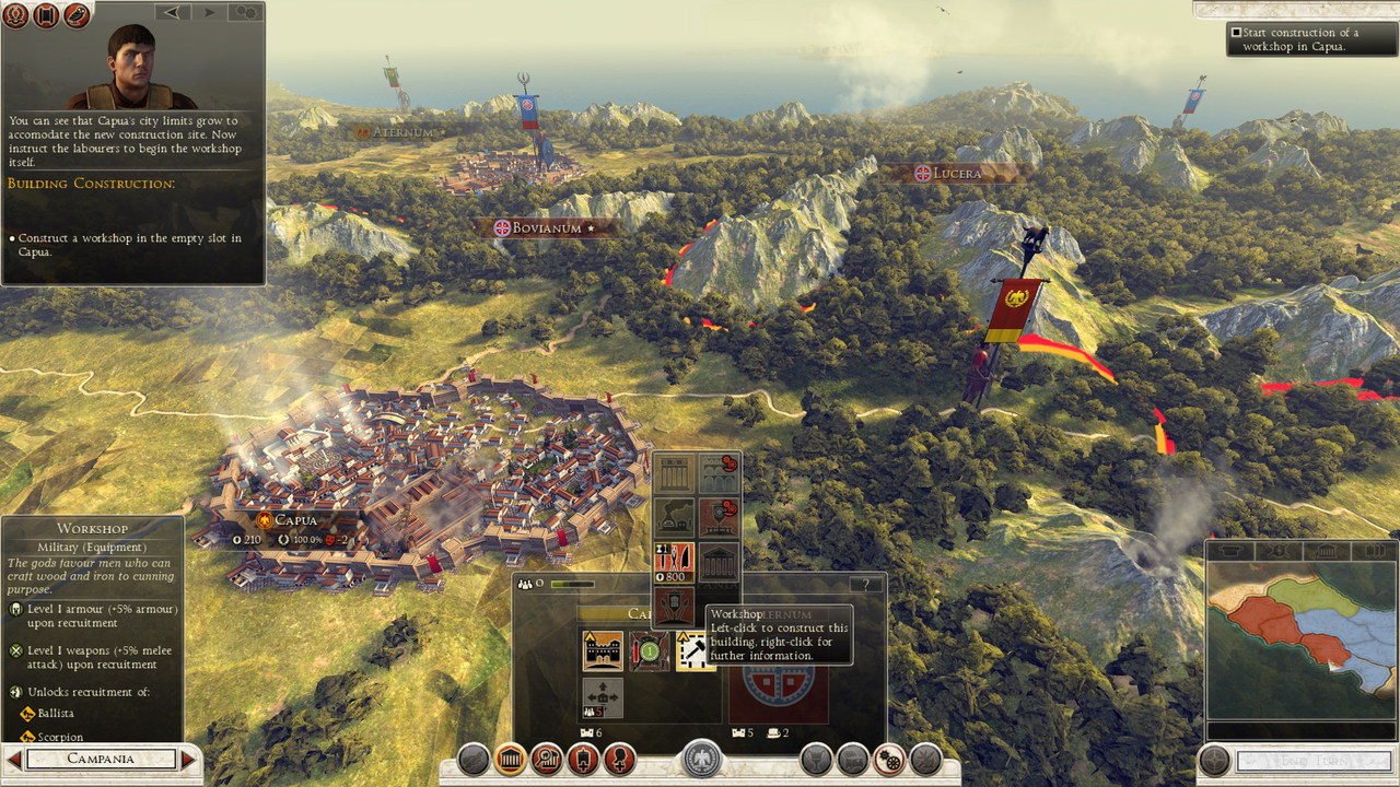 Total War ROME II Update 1 RELOADED