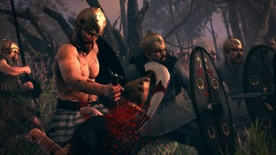 Total War : Rome II : Le DLC Blood & Gore dispo