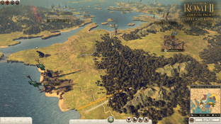 Total War : Rome 2, le pack Pirates et Raiders est disponible