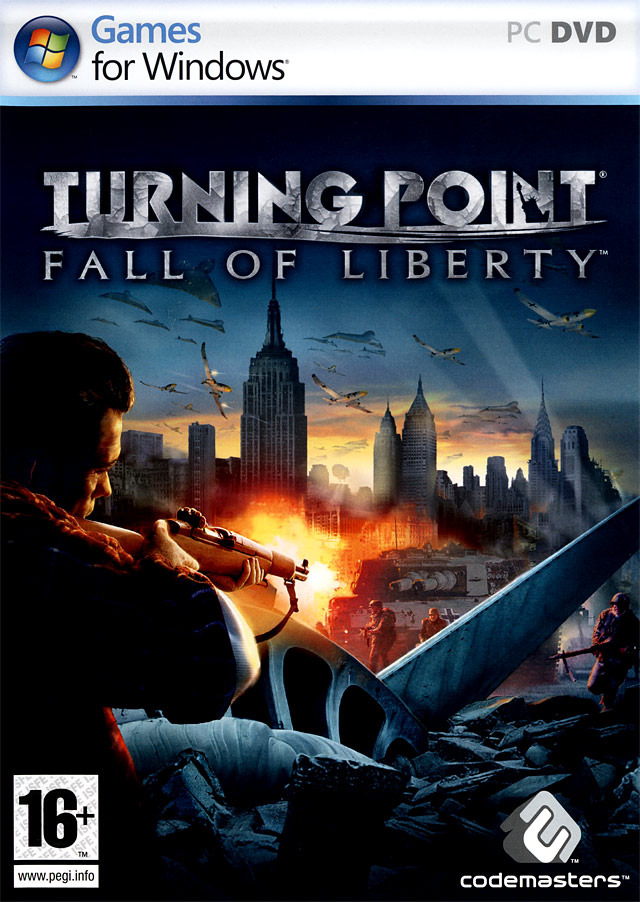 Turning Point : Fall Of Liberty [UD]