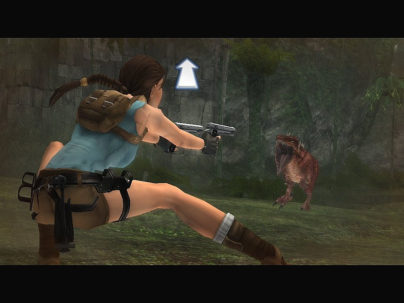 Images Tomb Raider : Anniversary PC