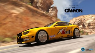 Images TrackMania� : Canyon PC - 1
