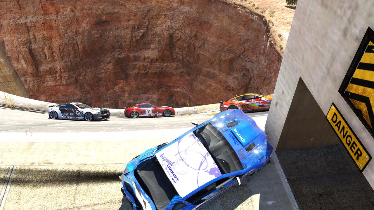 TrackMania² : Canyon