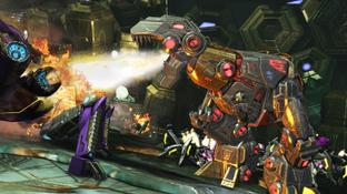 Transformers : La Chute de Cybertron [PC]