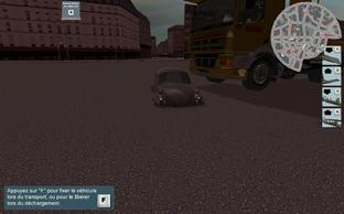 Test Transport Auto Simulator PC - Screenshot 1