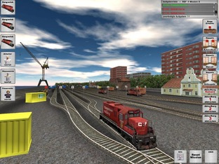 Test Transport Ferroviaire Simulator PC - Screenshot 5