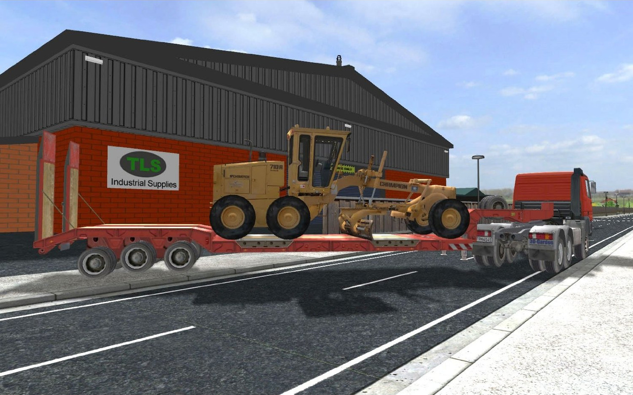 Transports Routiers Simulator 2011