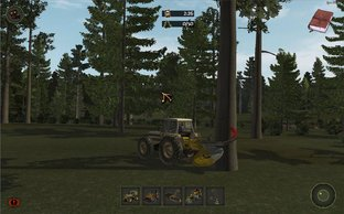 Test Travaux Forestiers Simulator 2013 PC - Screenshot 1