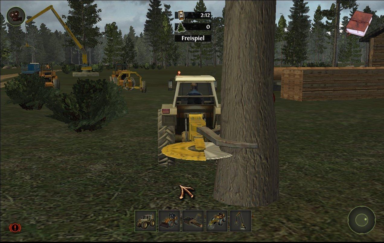 jeuxvideo.com Travaux Forestiers Simulator 2013 - PC Image 6 sur 8