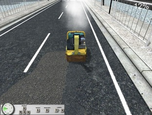 Test Travaux Routiers Simulator 2011 PC - Screenshot 3