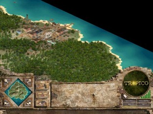 Test Tropico PC - Screenshot 2