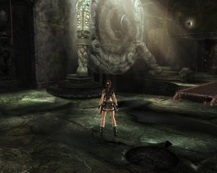 Test Tomb Raider Legend PC - Screenshot 69