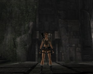 Test Tomb Raider Legend PC - Screenshot 71