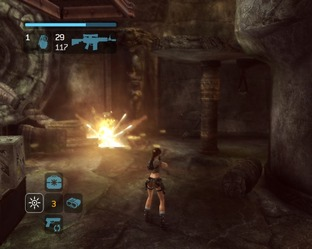 Test Tomb Raider Legend PC - Screenshot 74
